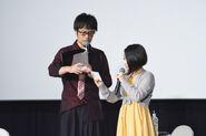 XV 1st premier Hideo Aoi