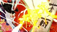 Destroyer Blue Flash
