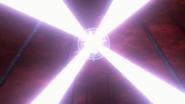 Shem-Ha firing silver laser attack