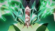 Kirika's transformation in XV 06