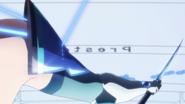 Tsubasa's transformation in AXZ 04
