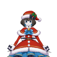 Garie's Christmas form
