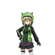 Kirika's Casual Winter Outfit 1