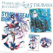 Symphogear Birthday 2019 Tsubasa 1