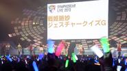Symphogear Live 2013 Game Part 1 Screenshot 1