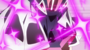 Shirabe's transformation in AXZ 04