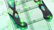Kirika's transformation in G 02