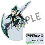 XV Official Acrylic Figure Kirika