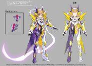 Lost Song Final Chapter Concept Art Hibiki AU 1