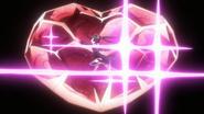 Shirabe's pre-transformation in XV 01