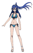 Tsubasa-Swimsuit