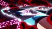 Hibiki & Tsubasa & Chris' Ignite transformation (Phase Albedo) 06