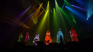 Symphogear Live 2016 Nijiiro no Flügel Screenshot 1