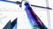 Tsubasa's transformation in XV 09