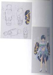 Yozakura Concept Art 5