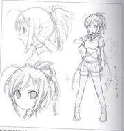 Asuka boceto-2