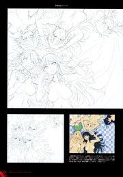 Yande.re 460699 sample censored eyepatch hikage ikaruga katsuragi mirai (senran kagura) naked senran kagura sketch yaegashi nan yomi (senran kagura)