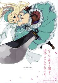 Yande.re 460736 sample cleavage dress senran kagura sword yaegashi nan yomi (senran kagura)