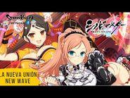 La Unión New Wave está aquí! - Senran Kagura- New Link