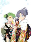 Hikage y Yumi