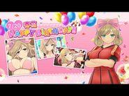 Feliz Cumpleaños Haruka - Senran Kagura- New Link -Inglés-Español-.