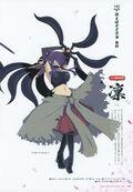 Yande.re 460753 sample heels rin (senran kagura) senran kagura thighhighs weapon yaegashi nan