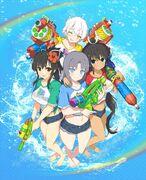 Senran Kagura Peach Beach Splash NA Version