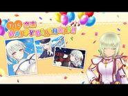 Feliz Cumpleaños Naraku - Senran Kagura- New Link -Inglés-Español-.