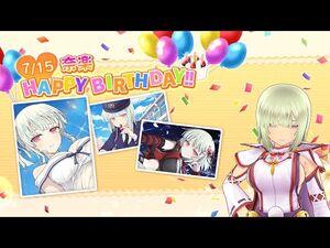 Feliz_Cumpleaños_Naraku_-_Senran_Kagura-_New_Link_-Inglés-Español-.