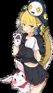 Inu Ryouna Mascota