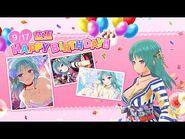 Feliz cumpleaños Bashou - Senran Kagura- New Link