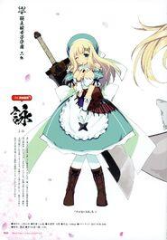 Yande.re 460734 sample cleavage dress pantyhose senran kagura sword yaegashi nan yomi (senran kagura)