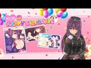 Feliz Cumpleaños Murasaki - Senran Kagura- New Link