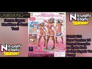 UNBOXING!!! Senran Kagura NewWave G-Burst Yumi Gokubi Girls Super Premium Lingerie Ver.