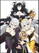 The Shinobi Masters