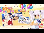 Feliz Cumpleaños Yagyu - Senran Kagura- New Link