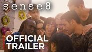 Sense8 Season 2 Official Trailer