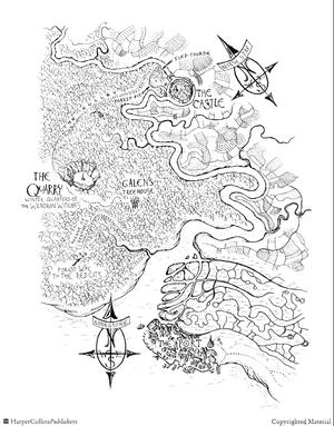 Sandrider Castle Map.png