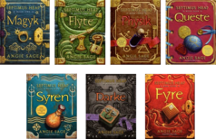 Septimus heap - all seven covers.png