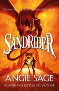 SandRider UK Red Cover