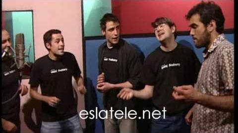 """-EXCLUSIVA- Vocal Factory cantan """"Aquí No Hay Quien Viva"""""""