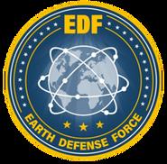 Earth Defense Force logo SS4