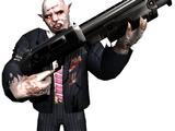 Zombie Stockbroker