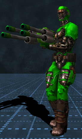 Green Garry