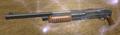 Pump-action shotgun Test 1