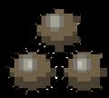 Cannonballs SSA