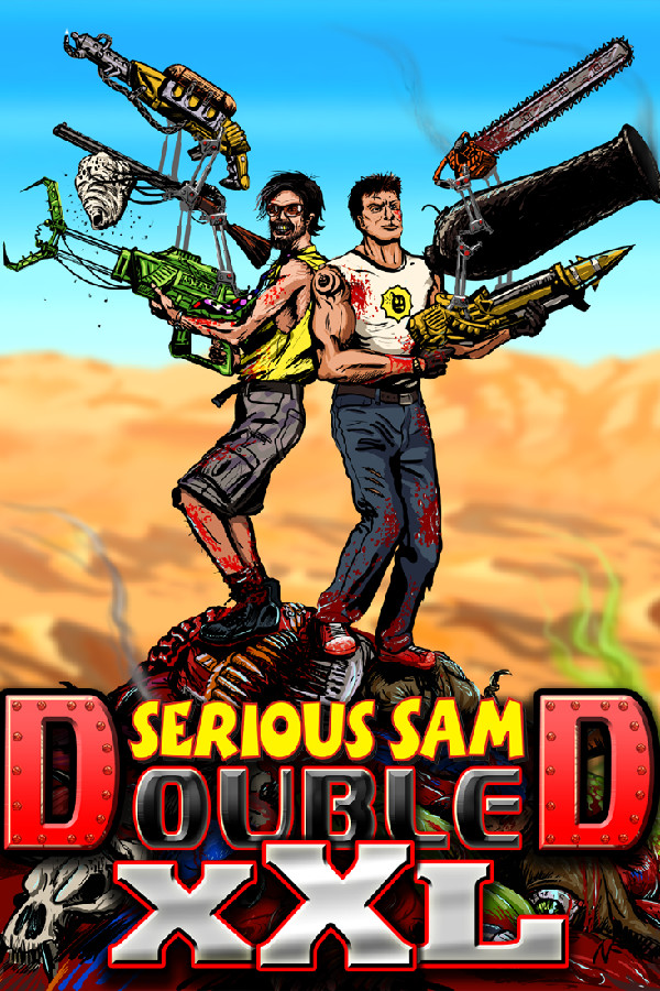 Serious Sam: Double D: XXL