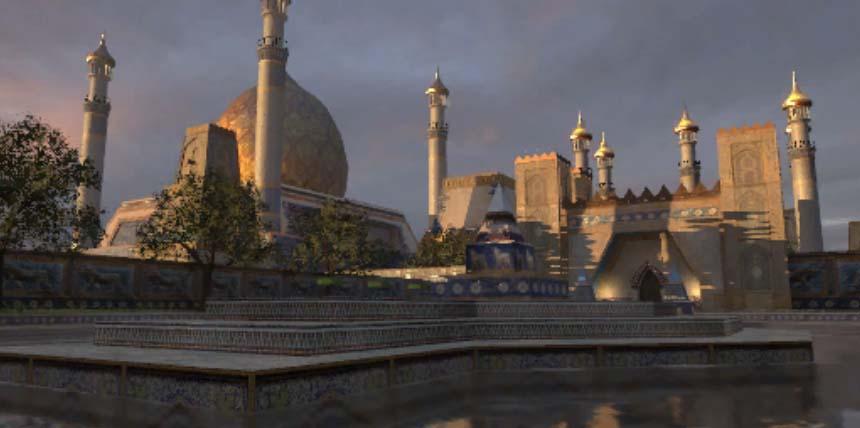 Courtyards of Gilgamesh