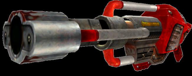 MK III Grenade Launcher
