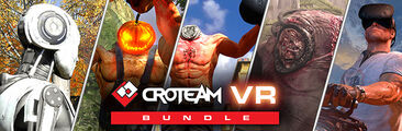 Croteam VR Bundle cover